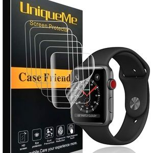 NEW SET OF6 Apple Watch 42mm Screen Protector